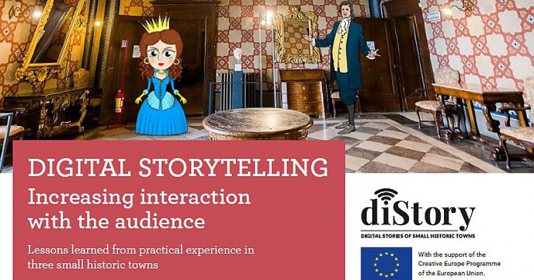 e-Booklet: DIGITAL STORYTELLING